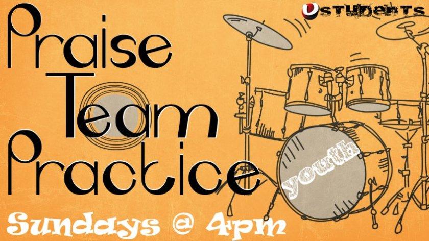 Praise Band web